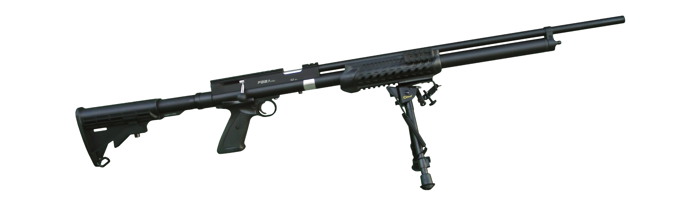 Hunting Big Bore Air Guns by PBBA Inc – Air Gun Hunts, Big